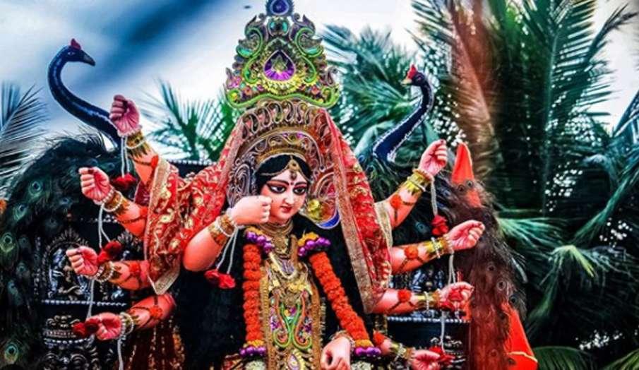Navratri 2020:19 साल बाद शारदीय नवरात्र में बन रहा है दुर्लभ संयोग, जानें कब से शुरु हो रहे है मां द- India TV Hindi
