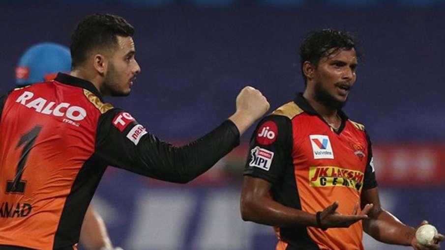 Dream 11 IPL, T Natarajan, Sunrisers Hyderabad, Yorkers, TNPL, IPL news, IPL 2020- India TV Hindi