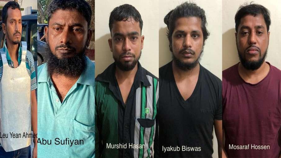 NIA ने गिरफ्तार किए आतंकी- India TV Hindi