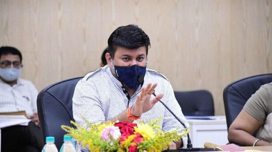 महाराष्ट्र के मंत्री उदय सामंत को हुआ कोरोना वायरस, पॉजिटिव आई रिपोर्ट- India TV Hindi