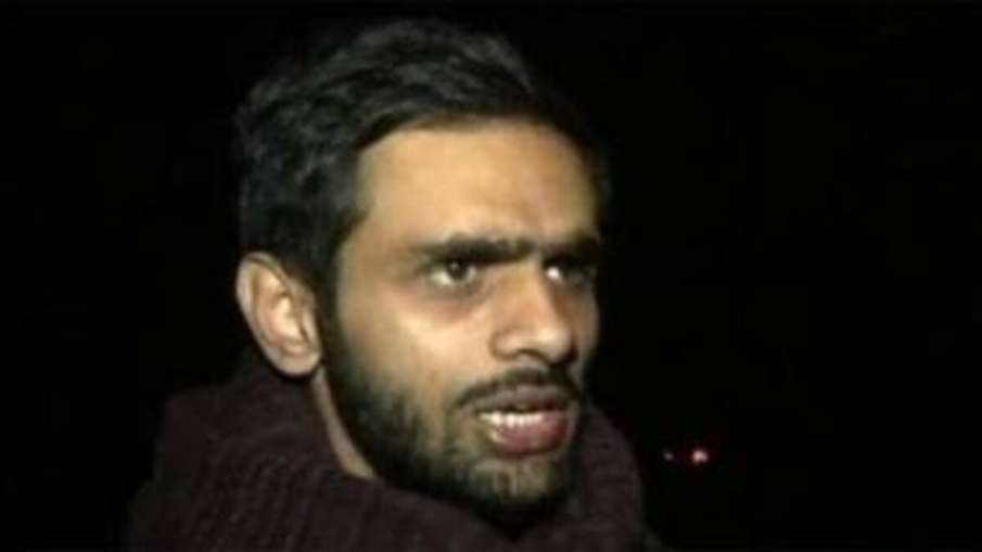 Umar Khalid Arrested by Police in Delhi Riots Case- India TV Hindi