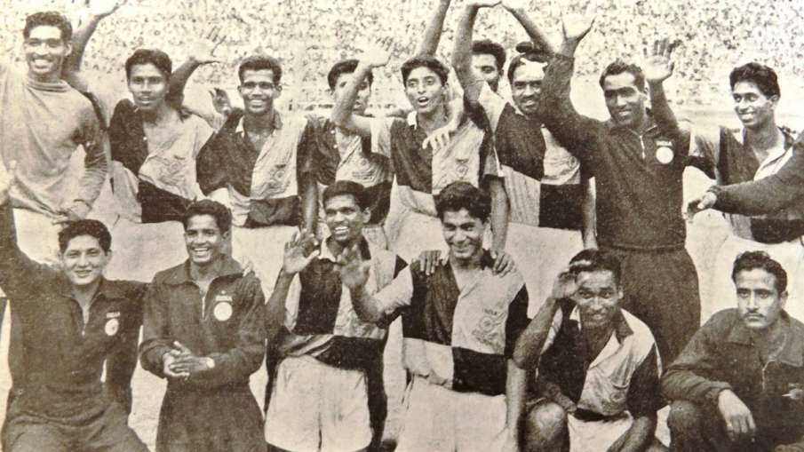 Recalling the Asian Games in 1962, Arun Ghosh said that Pakistan had supported in the final- India TV Hindi