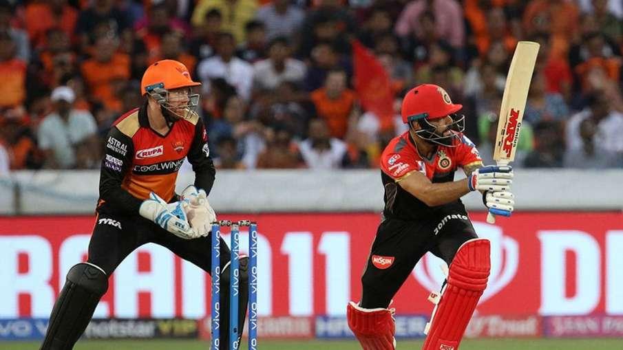 SRH vs RCB Dream11 Predictions Fantasy Cricket Tips & Playing 11 Updates David Warner Virat Kohli- India TV Hindi