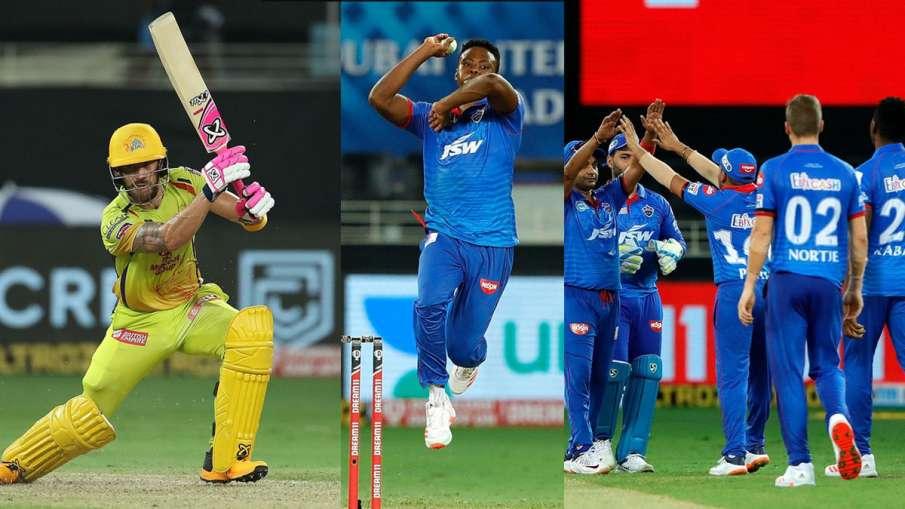 IPL 2020 : First Week To Performer Points Table Delhi Capitals To Faf Du Plessis Kagiso Rabada- India TV Hindi