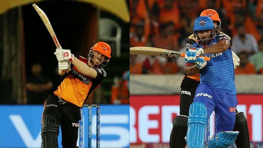 Delhi Capitals vs Sunrisers Hyderabad Dream11 Prediction Fantasy Cricket Tips & Playing 11 DC vs SRH- India TV Hindi