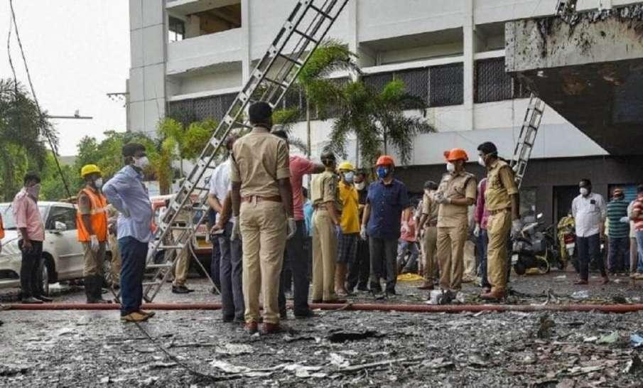 Kolhapur fire- India TV Hindi