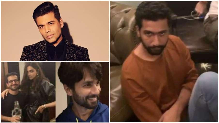 NCB, KARAN JOHAR, VICKY KAUSHAL- India TV Hindi