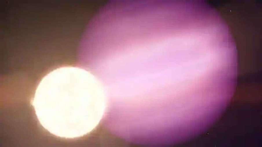 WD 1856 b, Planet Orbiting Dead Star, Planet Dead Star, WD 1856 B Dead Star, Dead Star- India TV Hindi