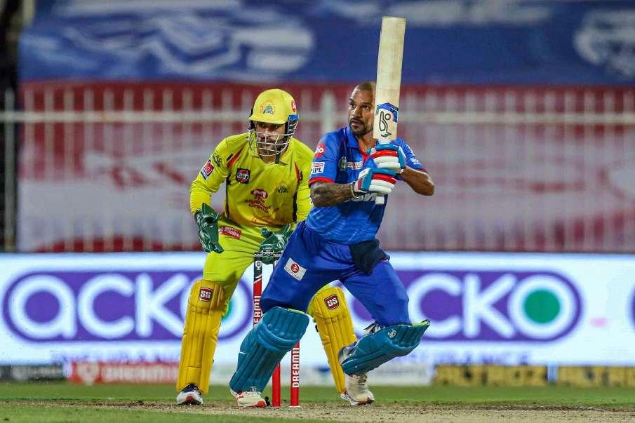 Shikhar Dhawan Big Statement of last over against chennai super kings match- India TV Hindi