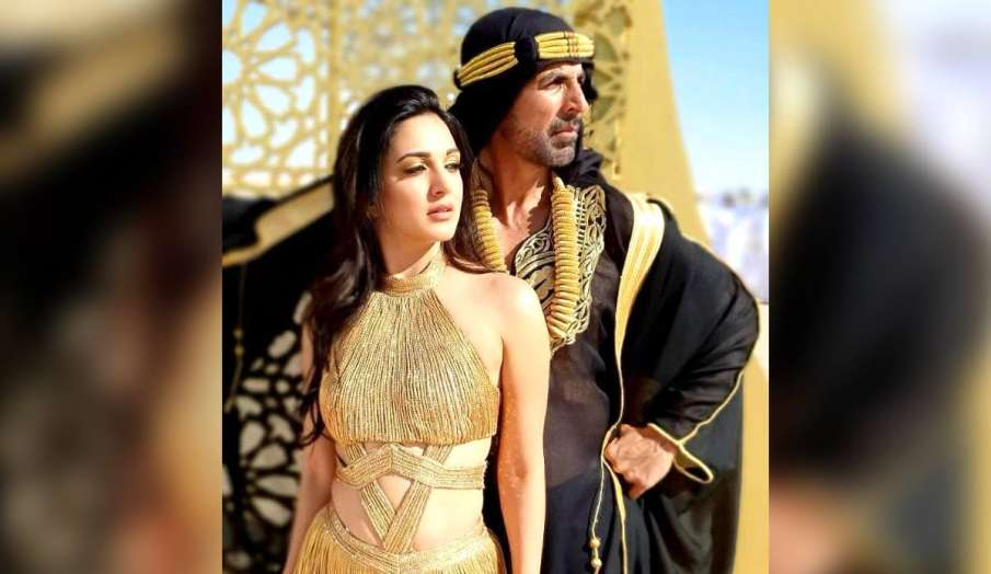 burj khalifa song out akshay kumar and kiara advani watch- India TV Hindi