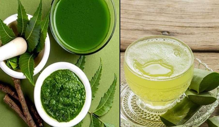नीम और एलोवेरा से बना ये ड्रिंक इम्यूनिटी बढ़ाने के साथ तेजी से करेगा वजन कम, जानें कैसे करें यूज- India TV Hindi