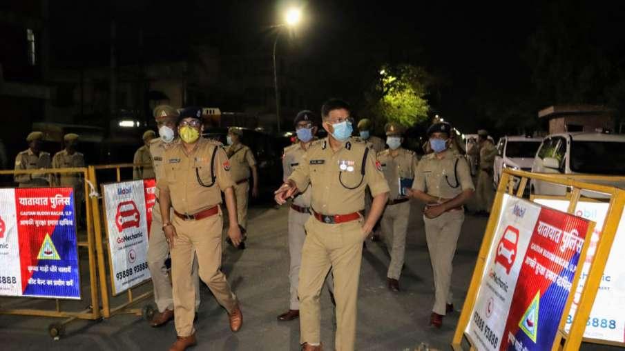 Noida Police Commissioner Alok Singh- India TV Hindi