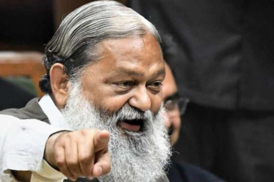 Women are considered as item in Congress, says Anil Vij- India TV Hindi
