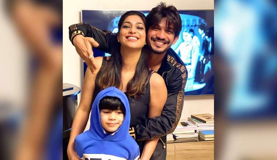 Arjun Bijlani wife neha swami corona positive- India TV Hindi