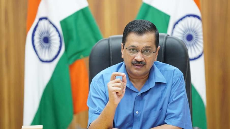 CM Arvind Kejriwal to encourage all shopkeepers of Delhi to participate in the '10 week, 10 o'clock,- India TV Hindi