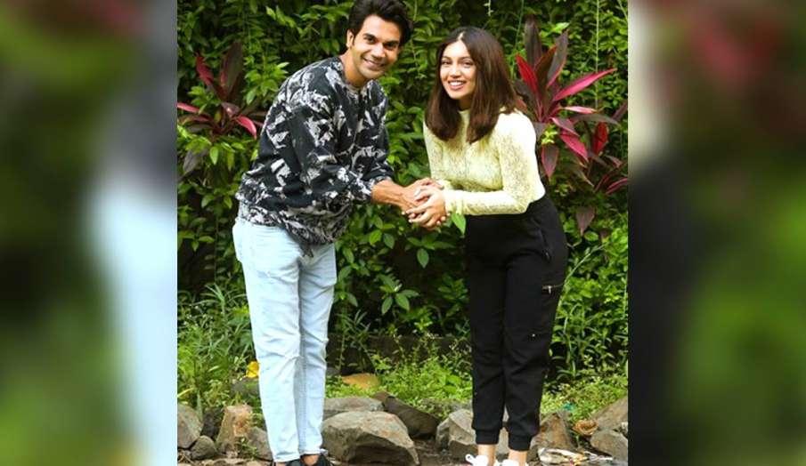 Rajkummar Rao and Bhumi Pednekar to star in Badhaai Do- India TV Hindi