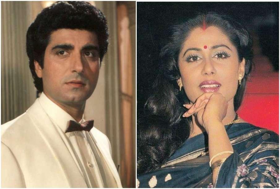 Raj Babbar and Smita Patil - India TV Hindi