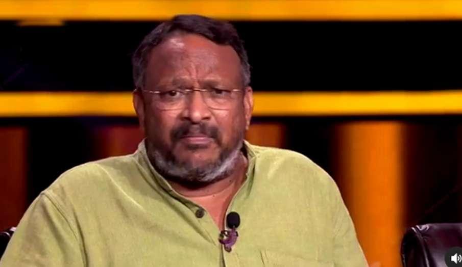KBC 12: 'कर्मवीर' एपिसोड में सफाई कर्मचारी आंदोलन के बेजवाड़ा विल्सन ने इस जवाब देकर जीते 25 लाख रुप- India TV Hindi