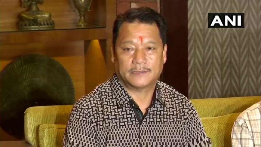 GJM Bimal Gurung part ways with BJP NDA । BJP को एक और झटका! अब NDA से अलग हुआ ये दल- India TV Hindi