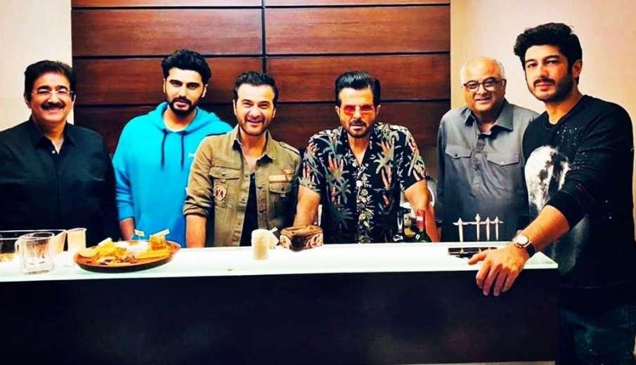Anil Kapoor, Arjun Kapoor and Sanjay Kapoor- India TV Hindi