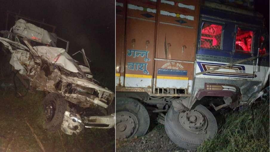 Road Accident in Chhattisgarh- India TV Hindi