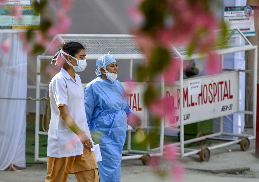 Coronavirus recovery rate improving further in India- India TV Hindi
