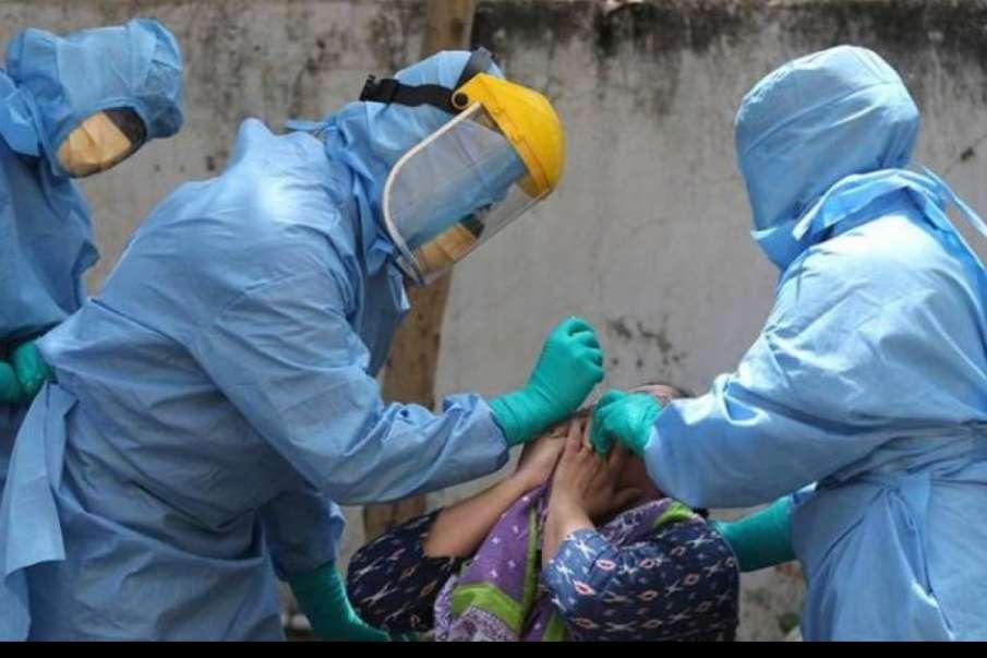 Active coronavirus cases in India falls below 8 lakh- India TV Hindi