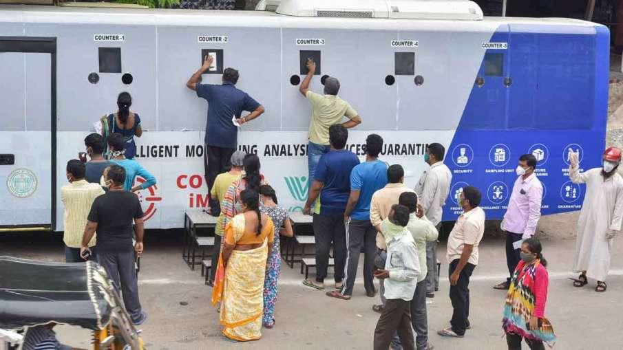 दुनिया में Covid-19 मामलों...- India TV Hindi