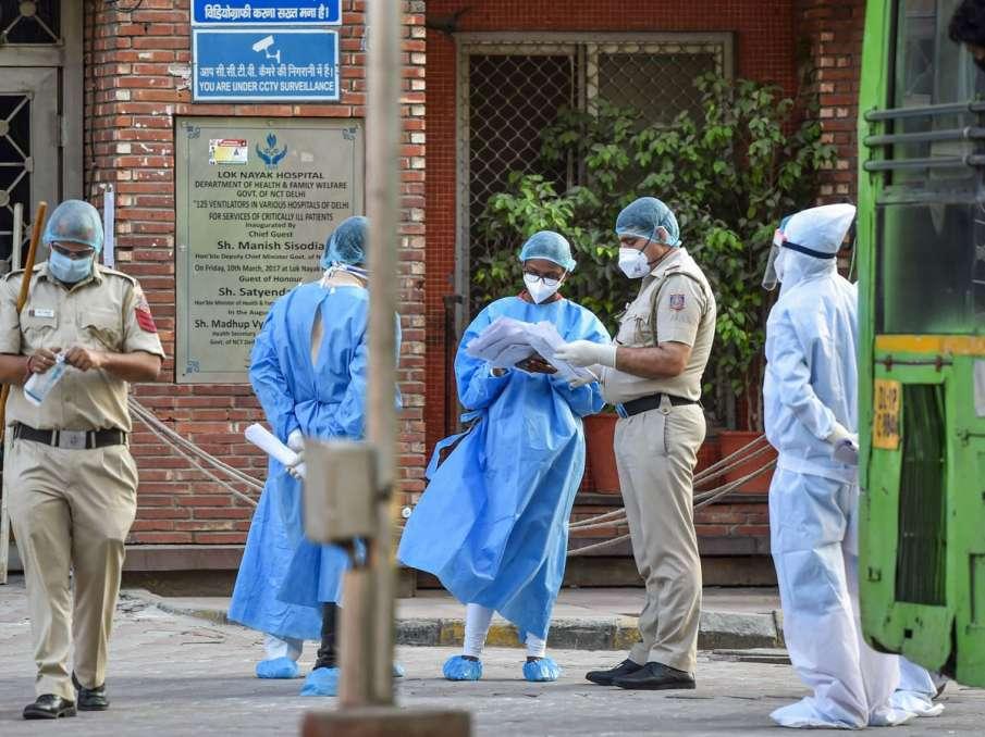 Coronavirus testing in India surpasses 107 millions- India TV Hindi
