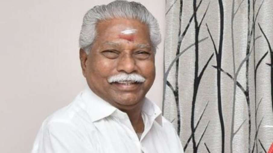 R. Doraikannu Coronavirus, Tamil Nadu, Agriculture Minister R. Doraikannu, Doraikannu- India TV Hindi