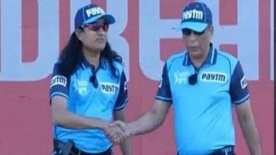 SRH vs KKR, Field Umpires- India TV Hindi