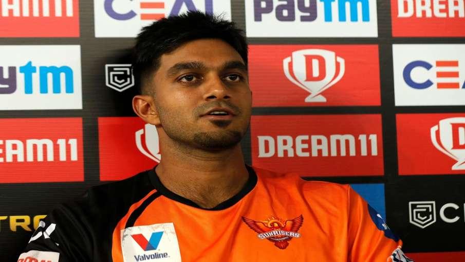 IPL 2020 : विजय शंकर ने...- India TV Hindi