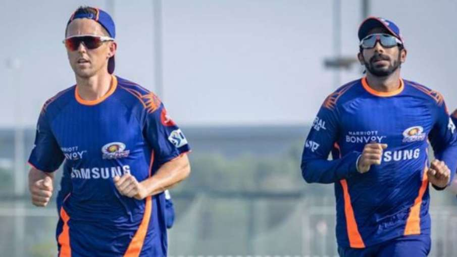 Trent Boult and Jasprit Bumrah- India TV Hindi