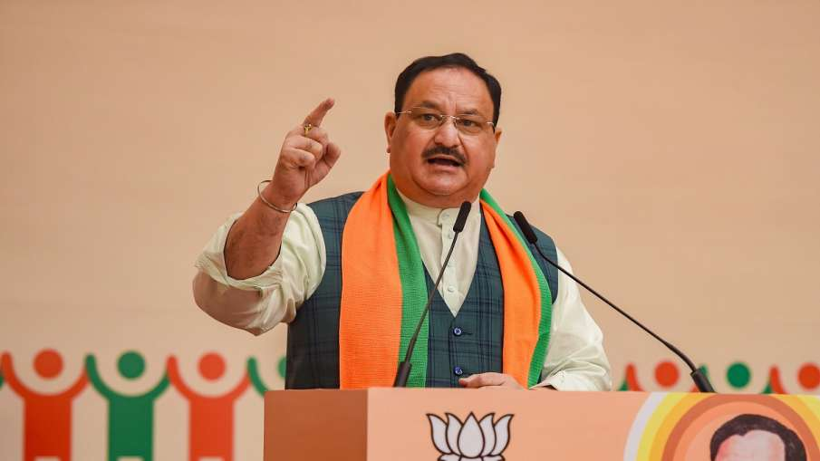 जेपी नड्डा का 'कांग्रेस के शहजादे' पर हमला, पाक नेता का वीडियो ट्वीट कर कहा- '...अब खुलेंगी आंखें'- India TV Hindi