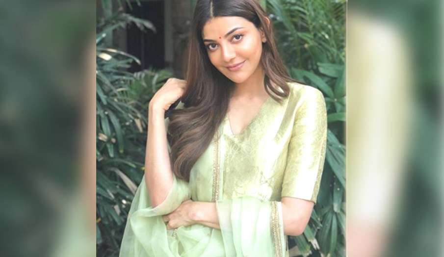 kajal aggarwal shares picture from mehendi ceremony - India TV Hindi