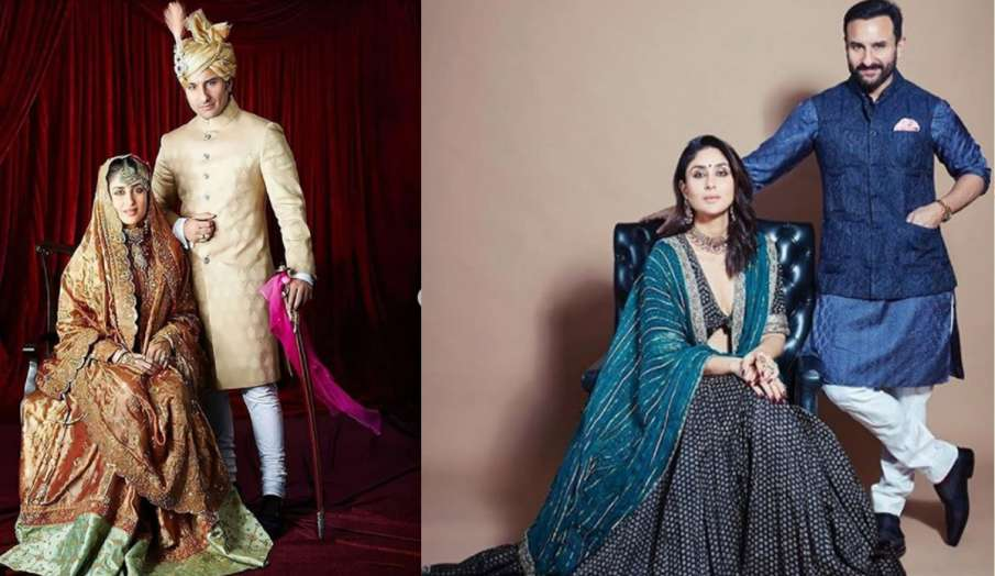 शादी के बाद सैफ अली खान-करीना कपूर का यूं बदला अंदाज, देखें उनके लुक्स की बेहतरीन तस्वीरें- India TV Hindi