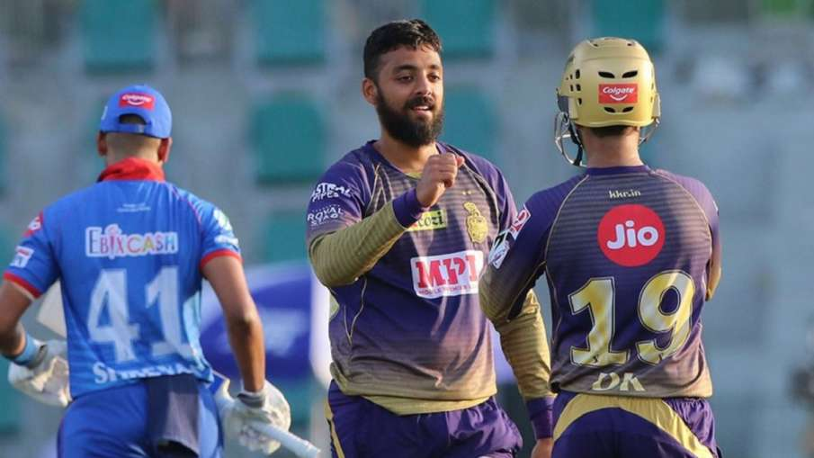 kolkata knight riders vs delhi capitals Live score IPL 2020 match 42 updates- India TV Hindi