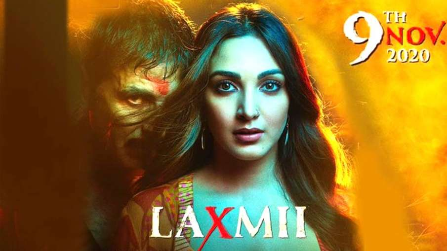 laxmmi new poster- India TV Hindi