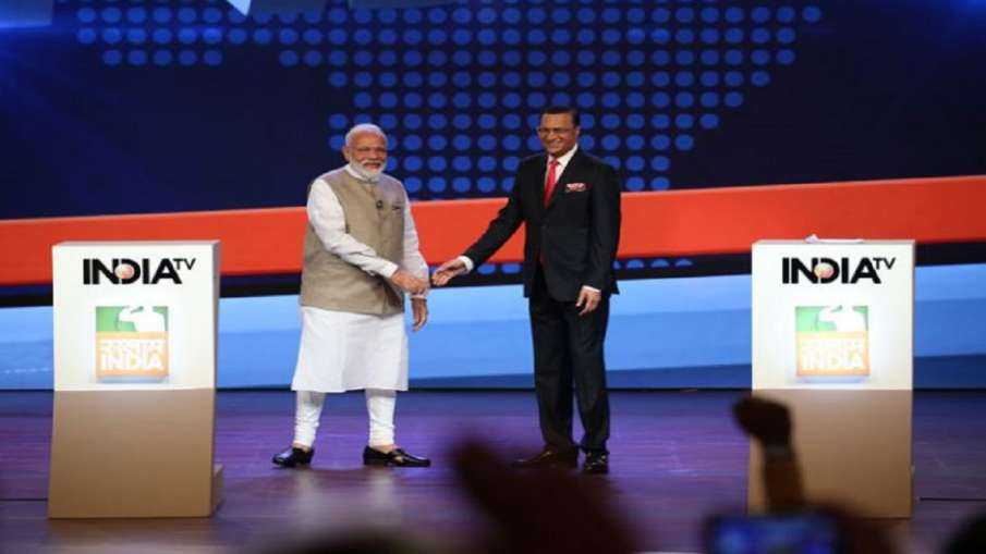 Why Narendra Modi is favourite anchor of Rajat Sharma?- India TV Hindi