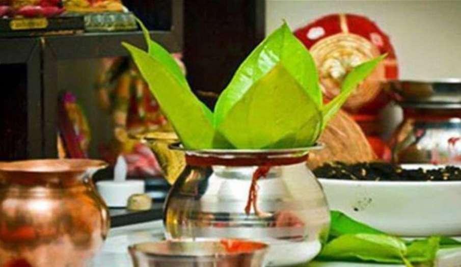 Shardiya Navratri 2020: इन चीजों के बिना अधूरा है नवरात्रि में कलश स्थापना, देखें पूरी सामग्री लिस्ट- India TV Hindi