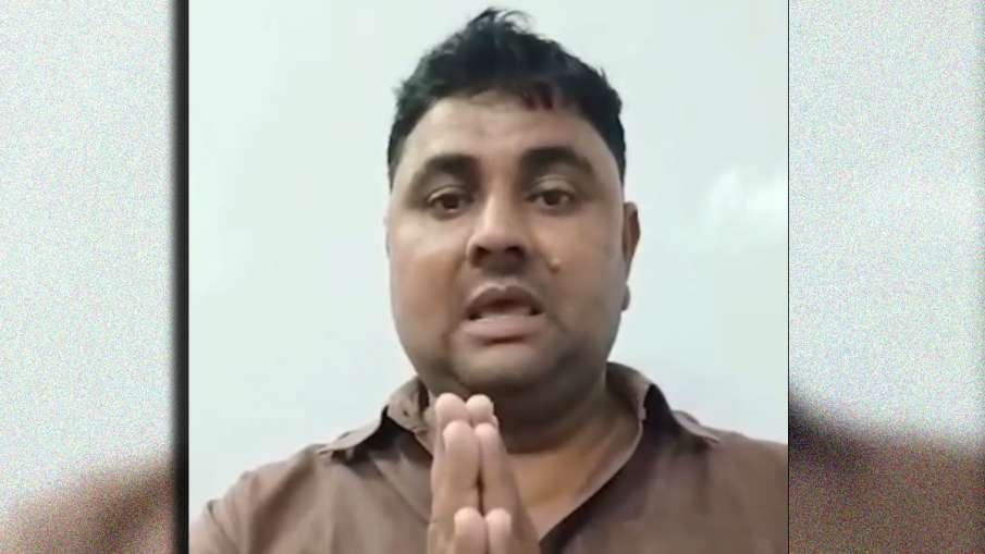 बलिया गोलीकांड: आरोपी धीरेंद्र ने जारी किया वीडियो- India TV Hindi
