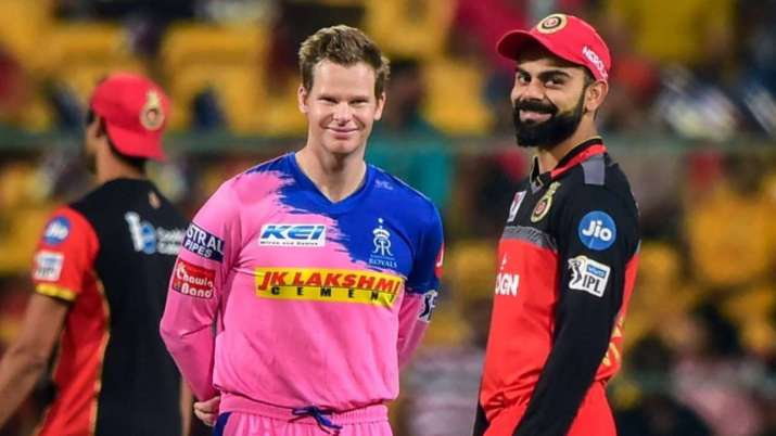 ipl, ipl 2020, ipl news, virat kohli, steve smith, rcb, royal challengers bangalore, rajasthan royal- India TV Hindi