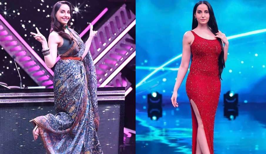 nora fatehi indias best dancer watch latest video - India TV Hindi