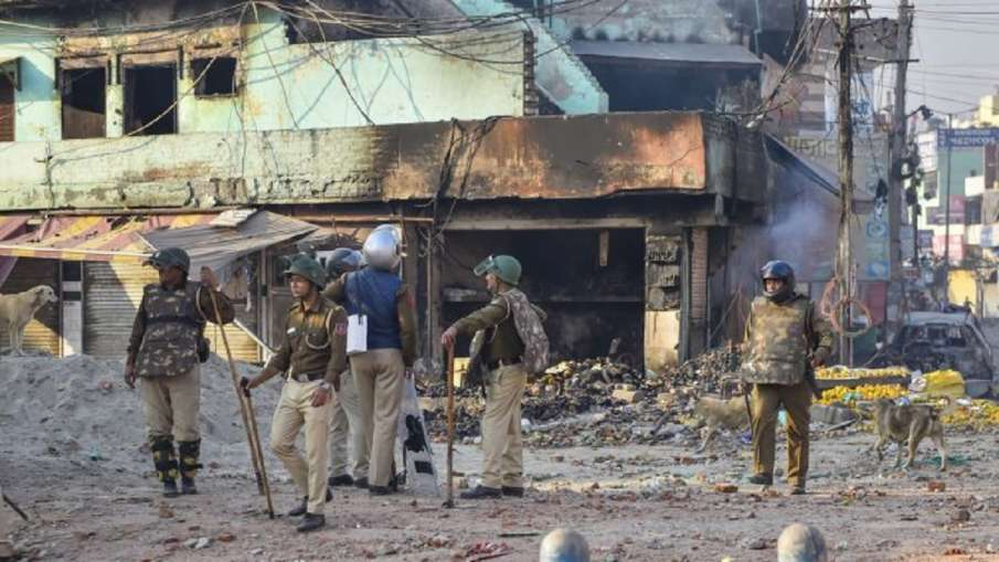 दिल्ली दंगा- India TV Hindi