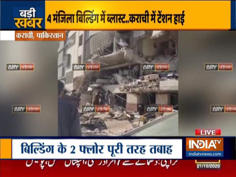 Pakistan Blast- India TV Hindi