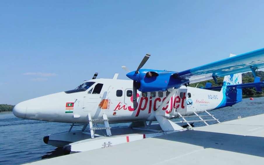Seaplane का किराया, रूट, टाइमिंग और कहां से बुक करें टिकट, ये रही पूरी डिटेल- India TV Hindi