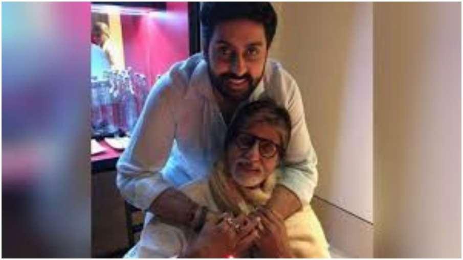 पिता अमिताभ बच्चन के कार्यमंत्र से प्रेरित हुए अभिषेक- India TV Hindi
