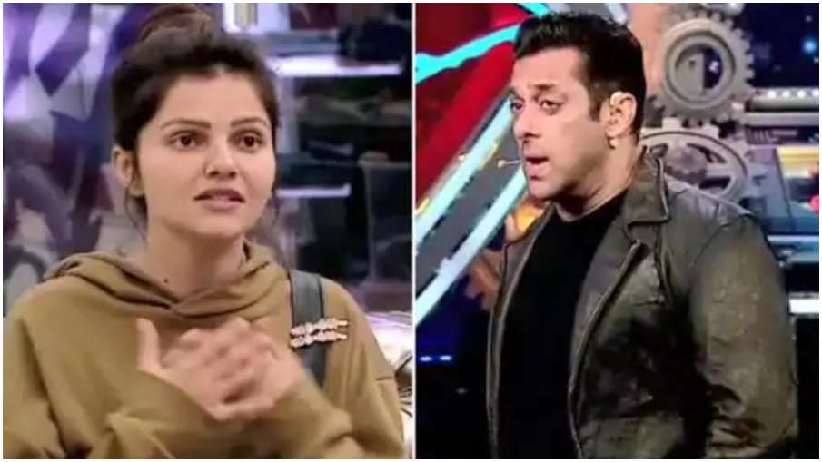 SALMAN KHAN, RUBINA DILAIK- India TV Hindi