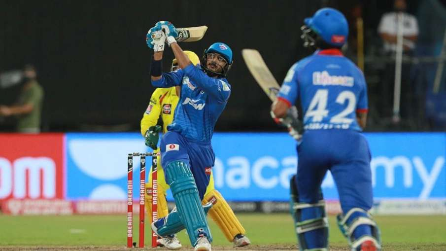 Shreyas Iyer, IPL 2020, IPL, Sports, cricket, CSK vs DC- India TV Hindi