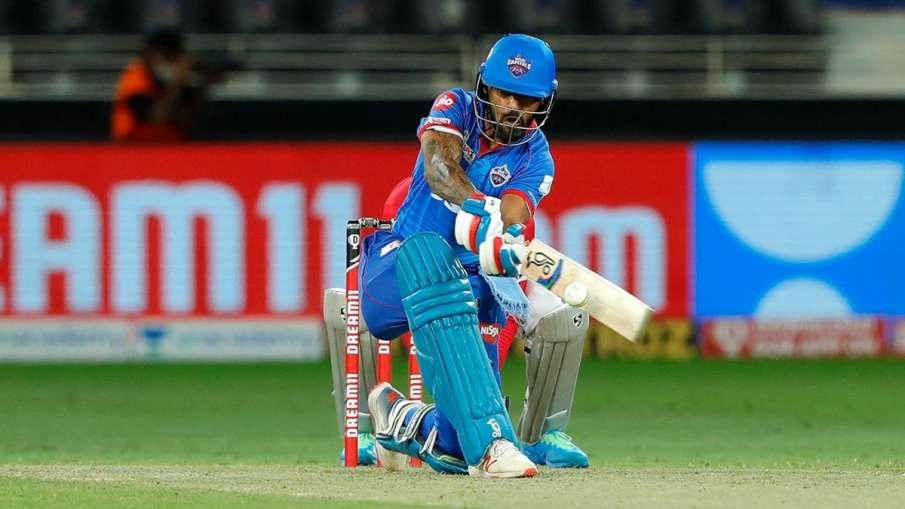IPL 2020 : शिखर धवन IPL में...- India TV Hindi